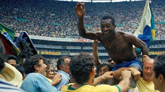 Pele: Mexico 1970 the highlight of my Brazil career