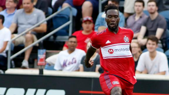 C.J. Sapong: Lack of diversity in MLS is a systemic issue
