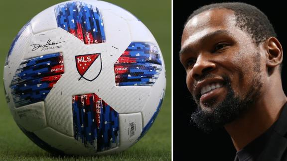 How Kevin Durant's MLS investment will benefit the league