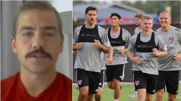 What's life like inside the MLS bubble in Orlando?