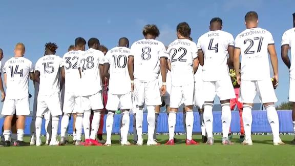 Philadelphia Union reveals jerseys honoring Black victims of police brutality