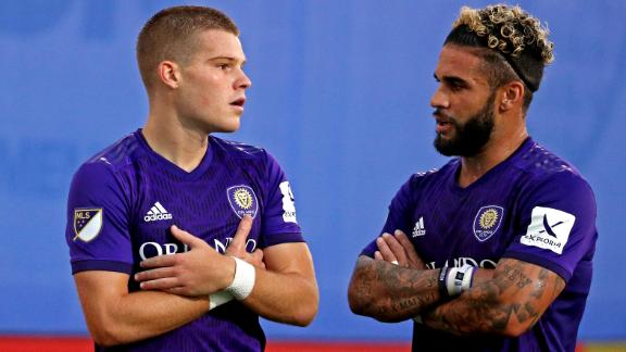 Orlando book last 16 spot with 3-1 win over NYCFC