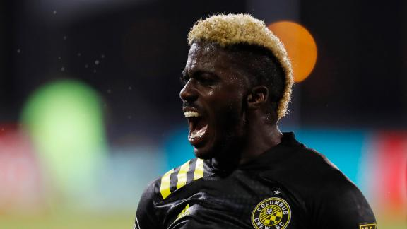 Crew keep rolling with win over Red Bulls