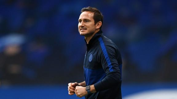UCL finish a 'huge success' for Lampard
