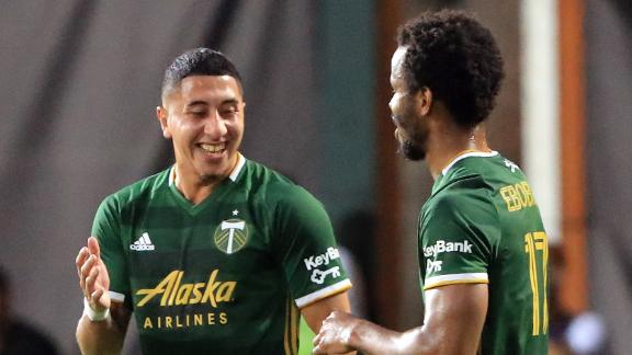 Timbers reach MLS is Back final with 2-1 win vs. Union