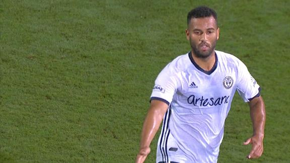 Andrew Wooten gives Philly a chance late vs. Timbers