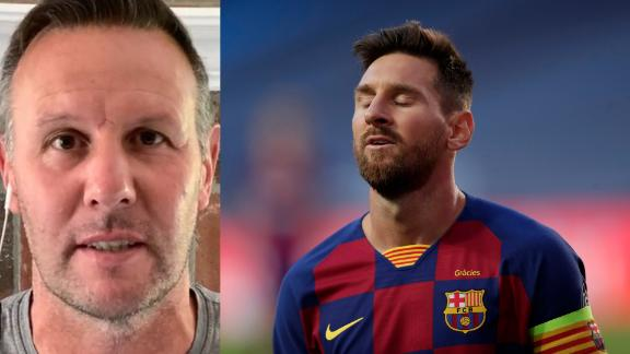 Burley: Lionel Messi 'bored' of Barcelona's antics