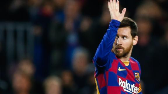 Lionel Messi wants out, but where to next?
