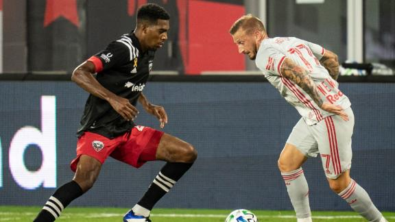 D.C. United goalless again in loss to Red Bulls