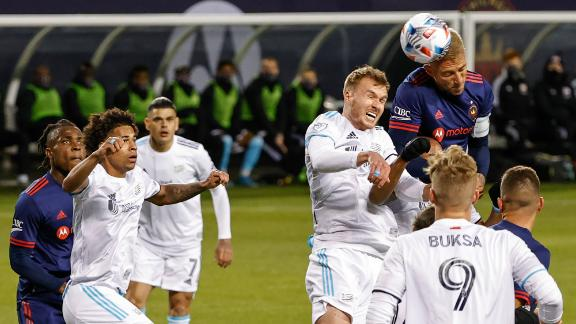 Revolution erase 2-0 deficit in draw at Chicago Fire