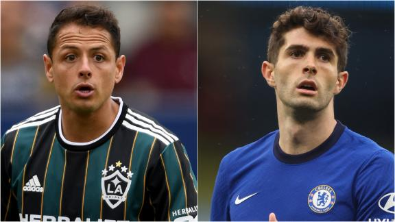 Chicharito's advice to Pulisic: Keep listening & learning