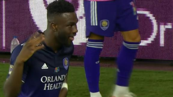 Daryl Dike shines with 2 goals in 5-0 Orlando City win