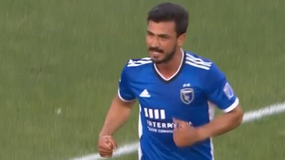 Earthquakes, Dynamo play to 1-1 draw