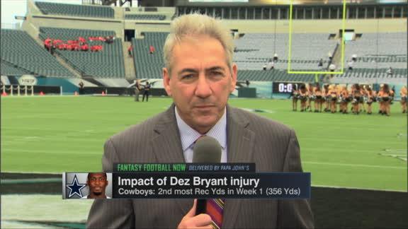 Dez Bryant Has Bone Graft Dallas Cowboys Hope For Early