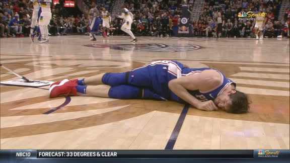 Boban goes down with late injury