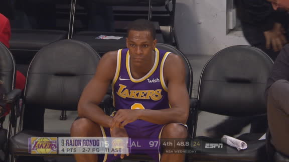 Mark Jackson rips into Rondo for sitting away from teammates