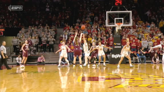 Manning drains 3 for Missouri State