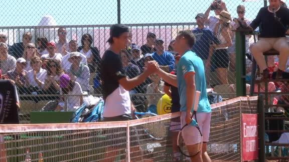 845668f0e5b Djokovic tendrá rápida revancha ante Kohlschreiber en Monte-Carlo