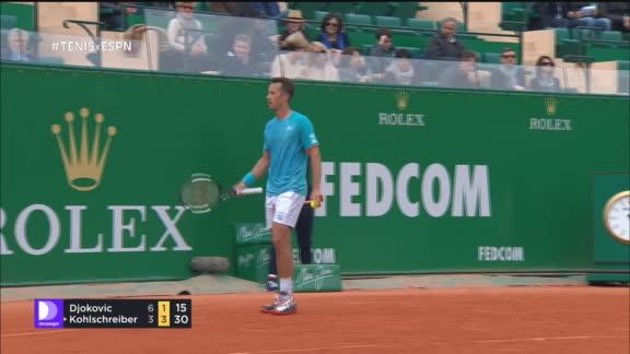 2e836dfcaae Tenis Resultados