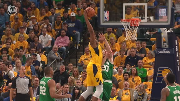 Turner dunks all over Hayward