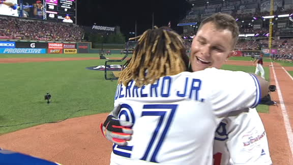 Vlad Jr. finally takes down Pederson in second swing-off