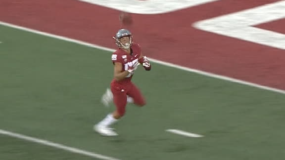 Gordon's 41-yd TD pass gives Cougars early lead