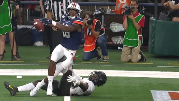 Nix rips game-winning TD to Williams in final seconds