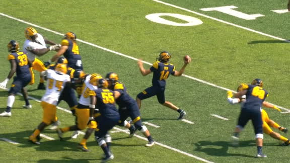 Kent State airs it out for 75-yard TD