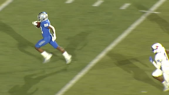 Middle Tennessee takes lead with 80-yard TD pass