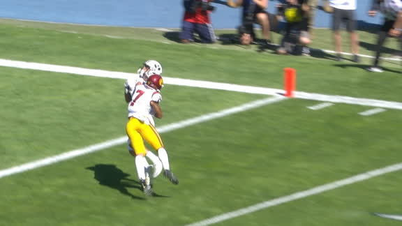 Wilson's dime hits Milne for BYU TD