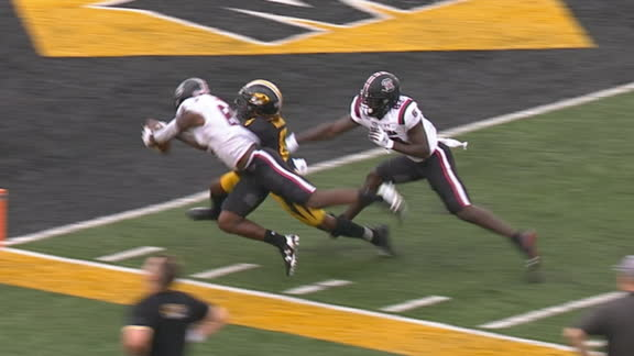 South Carolina's Edwards scores 75-yard TD