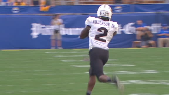 Anderson gives UCF the lead with 87-yard punt return TD