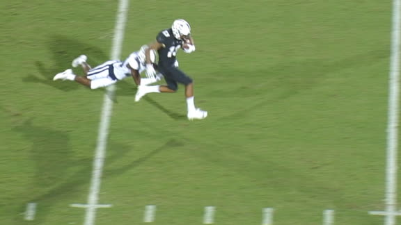 UCF's Davis off to the races for 73-yard TD