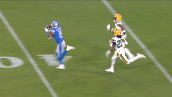 Lions open up game with 66-yard flea-flicker