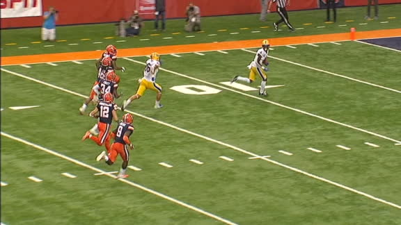 Pitt trickery upheld for TD