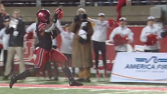 Moss becomes all-time leading rusher for Utah