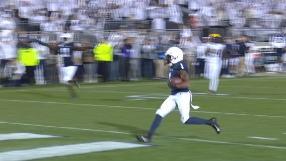 Clifford unleashes 53-yard TD pass to Hamler