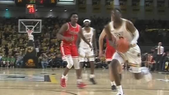 Jenkins throws down ferocious dunk