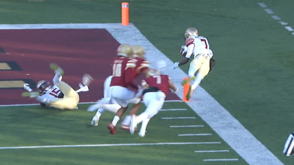 Florida State retakes lead on 60-yard TD