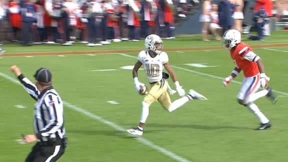 Georgia Tech airs it out for 59-yard TD