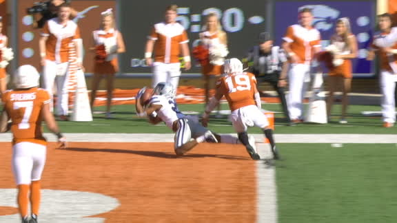 Gill comes down with juggling TD