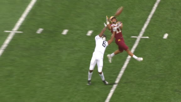 Minnesota picks off Penn State early