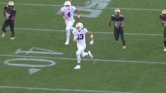 Fehoko is gone for 79-yard TD