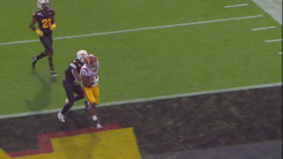 Christon sheds defenders for 58-yard USC score