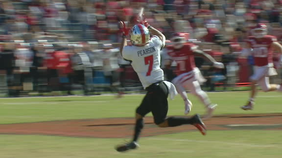 Storey, Pearson link up for 69-yard Western Kentucky TD