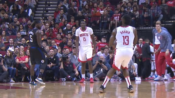 Harden drains 3 from way downtown