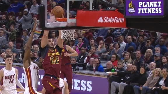 Nance slams on Silva in transition