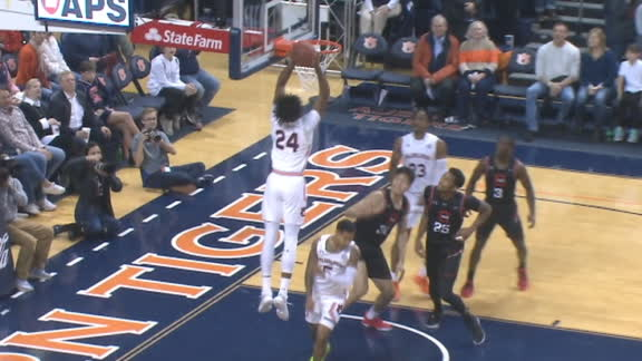 McCormick crosses defender and throws sweet lob to McLemore