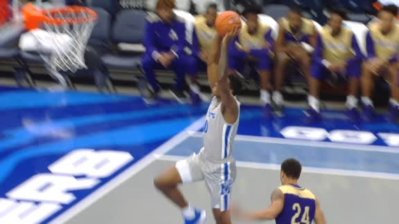 Lomax's steal leads to a Jeffries jam