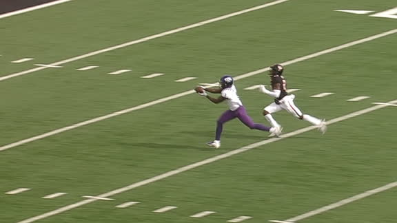 Duggan airs it out for 55-yard TCU TD